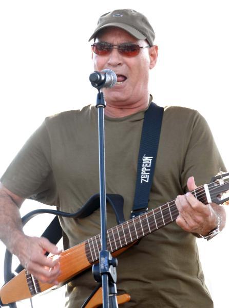 Vicente Feliu, Concierto por la Patria