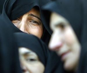 ONU ha reconocido que en estos momentos en Iraq existen más de un millón de viudas debido a la guerra.