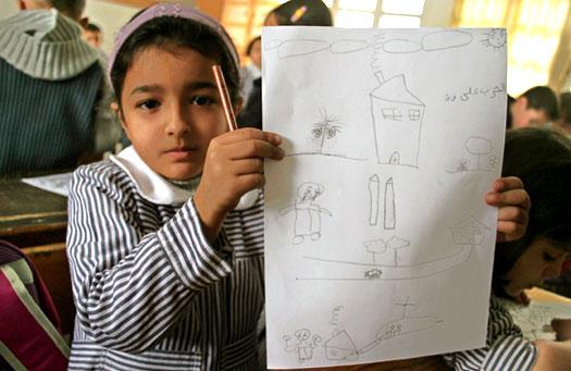 war-drawing-child-gaza