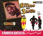 Candita Batista, la vedette negra de Cuba. Foto: Archivo.