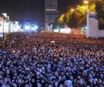 Concierto por Bicentenario en Argentina
