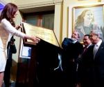 cristina-y-otros-mandatarios-inauguran-la-galeria-de-patriotas-latinoamericanos