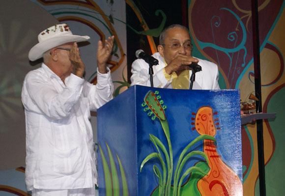 Gala de Premiaciones Cubadisco 2010. Foto: Marianela Dufflar / Cubadebate