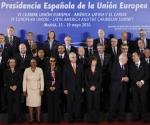 Foto de familia de la Cumbre UE-ALC