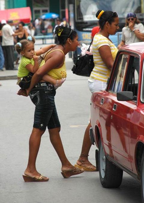 Día de las Madres. Foto: Kaloian