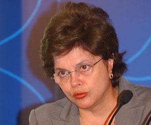 Dilma Rousseff, sí van lejos los de atrás