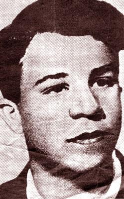 Enrique Vilar, joven cubano caído en la lucha contra el facismo en la Segunda Guerra Mundial