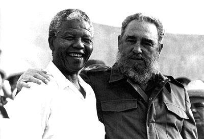 Mensaje para Nelson Mandela