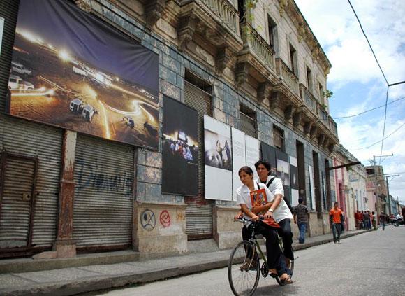 La Fotografía en las Romerías de Mayo, Holguín. Foto: Kaloian