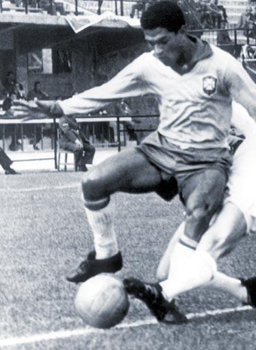 Garrincha, el rey de las gambetas