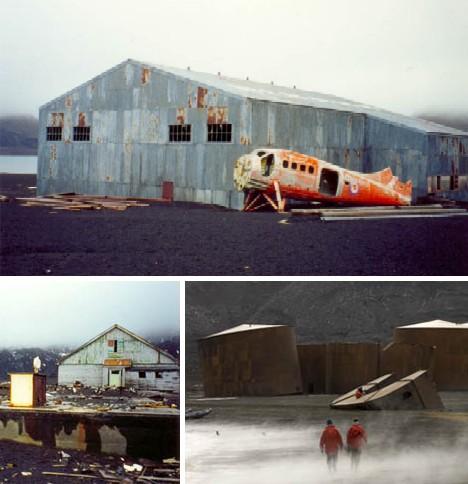 isla-decepcion-de-la-peninsula-antartica