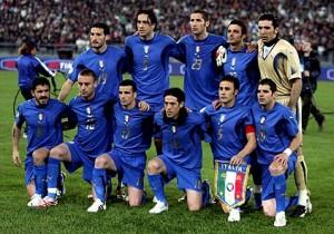 Italia va a Sudáfrica a defender el título ganado en el 2006