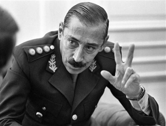 Jorge Videla, dictador argentino
