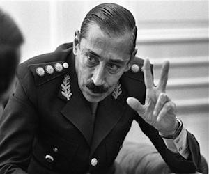 Jorge Videla, en junio de 1978. Foto: AP