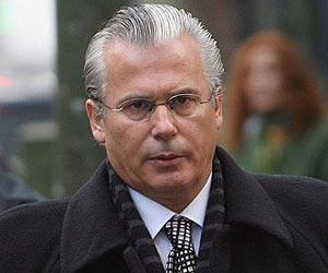 Juez español Baltasar Garzón