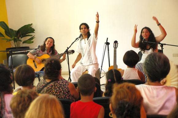 La Guarandinga, de Rita del Prado y Dúo Karma. Foto: Kaloian