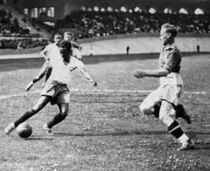 ´Leónidas, el delantero brasileño que ganó el título goleador en 1938