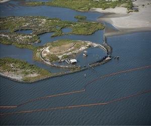 Mancha de Petróleo en el Golfo de México