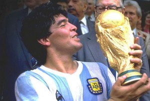México-1986: Diego Maradona (ARG)