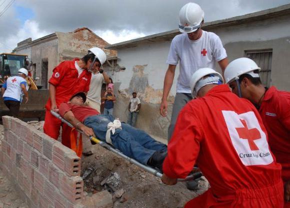 Reconocen experiencia de Cuba ante catástrofes y epidemias