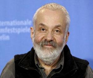 Mike Leigh, director de cine. Gran Bretaña