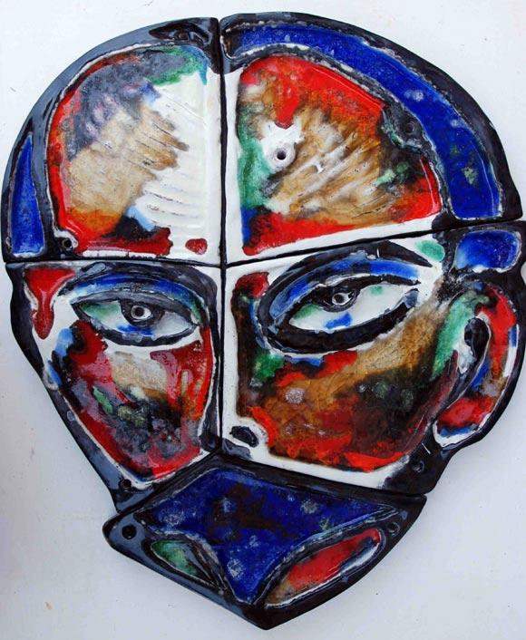 Mural Pensando en Martí