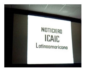 Noticiero ICAIC Latinoamericano