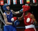 Robeisis Ramírez (rojo), Campeón Mundial Juvenil 2010