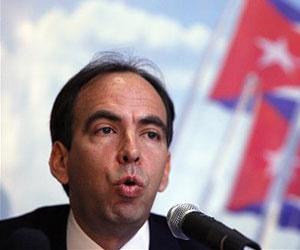 Rogelio Polanco, embajador de Cuba en la República Bolivariana de Venezuela