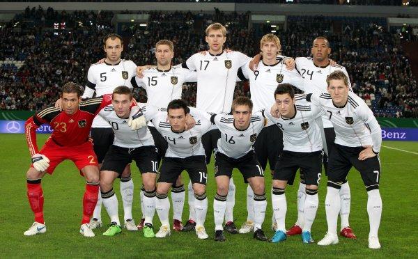 Alemania Hace La Convocatoria Para El Mundial De Sud 225 Frica