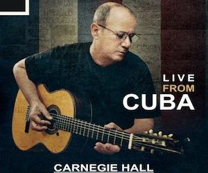 Oportunidad inusual de escuchar a la leyenda de la música cubana Silvio Rodríguez