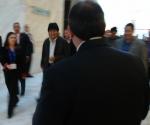 Bruno recibe a Evo Morales