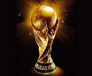 Trofeo de la Copa Mundial de Fútbol ya está en Sudáfrica