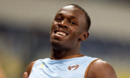 Bolt ganó fácil los 200 en Shanghai