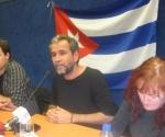 Willy Toledo el 12 de mayo 2010