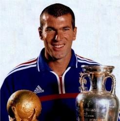 Alemania-2006: Zinedine Zidane (FRA)