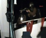 Soldado israelí en el ataque contra la Flotilla humanitaria