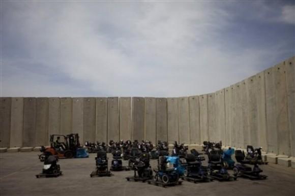 """Armas """"letales"""" contra los Israelíes"""