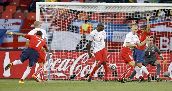Chile derrota a Suiza 1-0, y se acerca a octavos de final