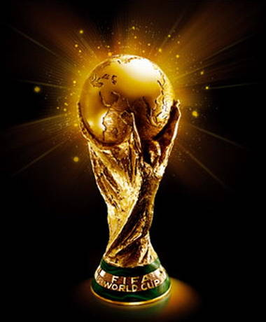 Roban réplicas de la Copa del Mundo