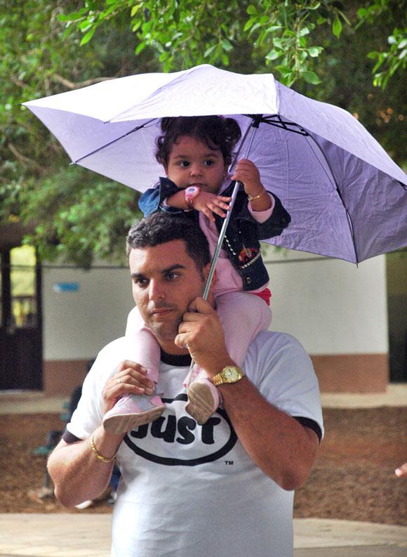 Día de los Padres. Foto: Kaloian