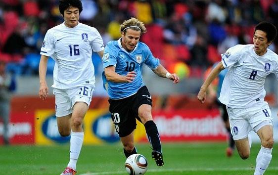 Diego Forlán, Uruguay