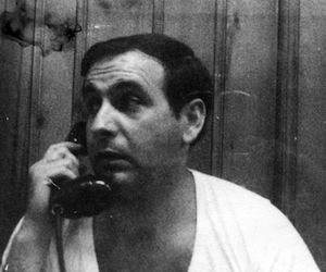 Guillermo Novo Sampoll en junio de 1969, preso por