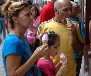 Cuba, Helado Coppelia. Foto: Kaloian