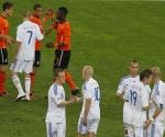 Holanda vs Eslovaquia. Foto: AFP