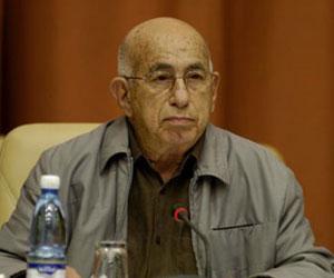 José Ramón Machado Ventura. Foto Archivo de Cubadebate