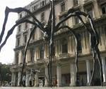 La araña de Louise Bourgeois en La Habana Vieja