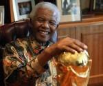 Nelson Mandela. AP / Foto de archivo