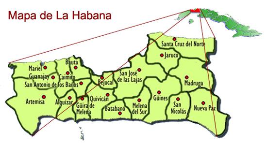Proponen en Pleno del Partido dos nuevas provincias cubanas