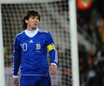 Messi, capitán ante Grecia
